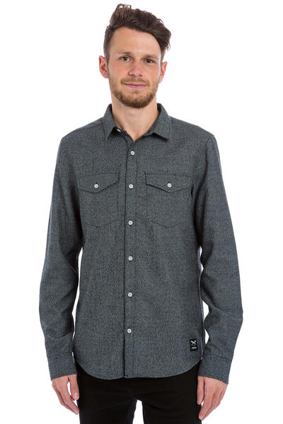 Iriedaily City Fella Shirt (greyblue)