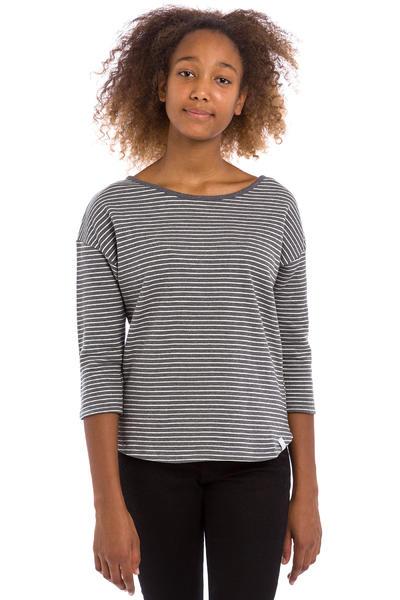 Iriedaily French Stripe Sweatshirt women (charcoal melange)