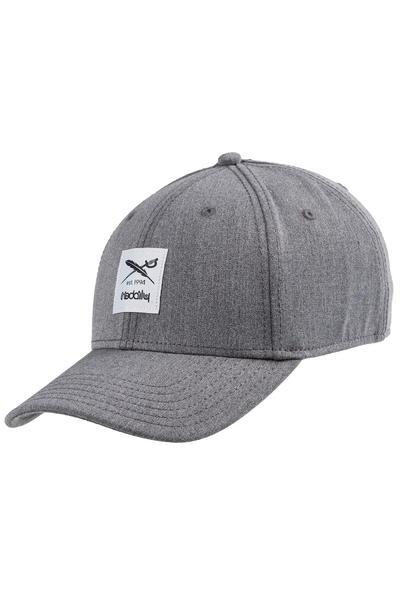 Iriedaily Daily Flag FlexFit Cap (charcoal melange)