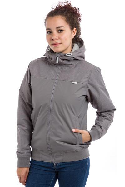 Iriedaily Spice Tec Jacket women (charcoal melange)