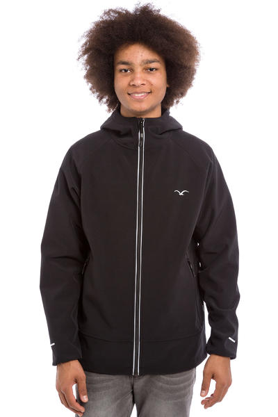 Cleptomanicx Dash Jacke (black)