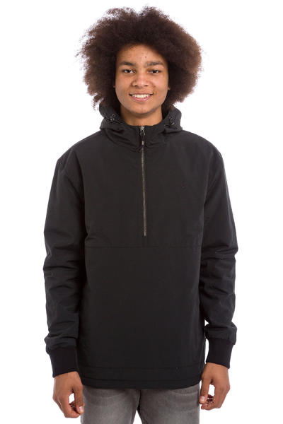 Cleptomanicx City Hooded Light FA16 Jacket (black)
