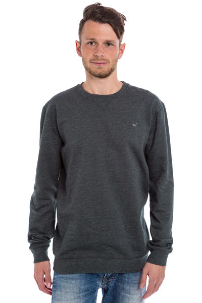 Cleptomanicx Ligull 2 Sweatshirt (heather black)