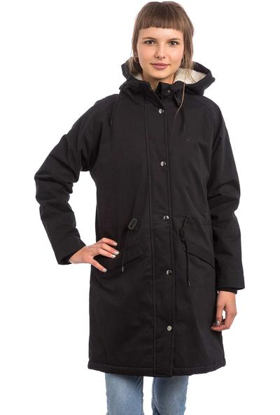Cleptomanicx Annie Jacke women (black)