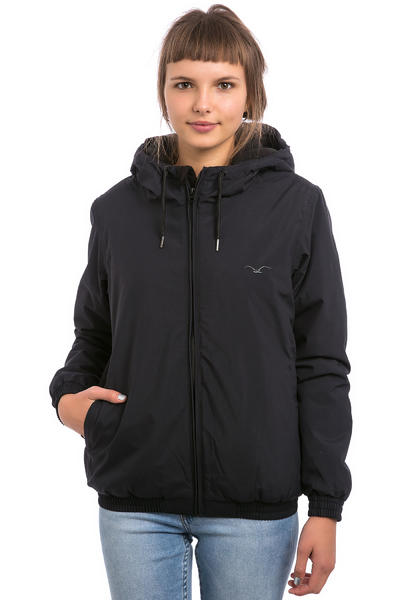 Cleptomanicx Simplist Jacket women (black)