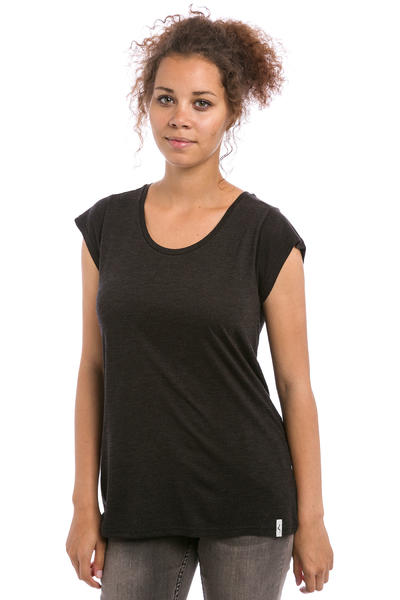 Cleptomanicx Dream T-Shirt women (heather black)