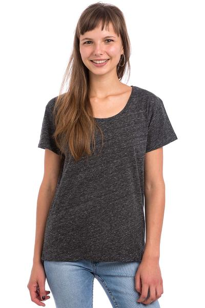 Cleptomanicx Tippi T-Shirt women (vintage black)