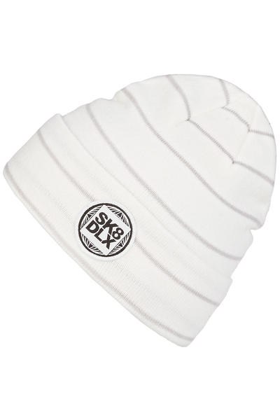 SK8DLX Stripesport Bonnet (white grey)