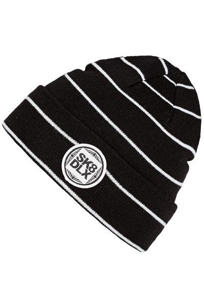 SK8DLX Stripesport Mütze (black white)