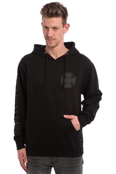 Independent AVE Cross Hoodie (black)