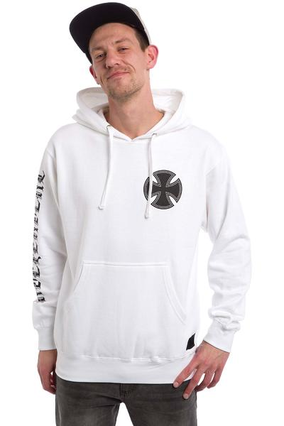 Independent AVE Cross Hoodie (white)