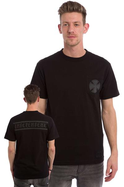 Independent AVE Cross Pocket T-Shirt (black)