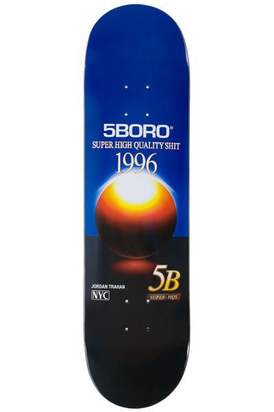 "5BORO Trahan VHS II Pro Series 8.25"" Planche Skate (blue)"