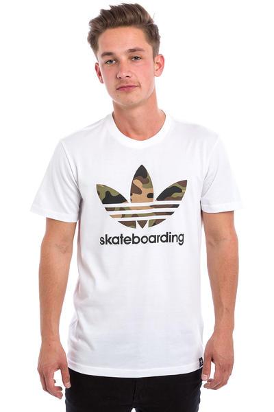 adidas Clima 3.0 Camo T-Shirt (white)