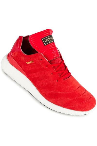 adidas Skateboarding Busenitz Pure Boost Shoe (scarlet white)
