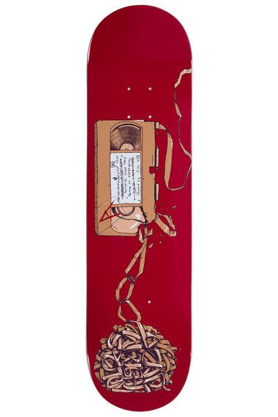 """Antiz Skateboards V.H.S 8.125"""" Deck (red)"""