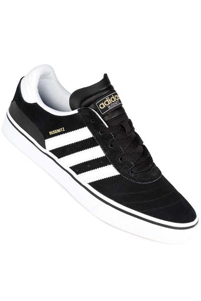 adidas Skateboarding Busenitz Vulc Schuh (black run white black)
