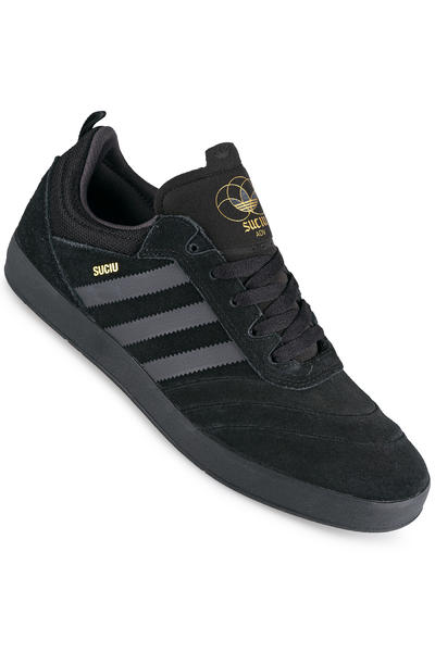 adidas Skateboarding Suciu ADV Shoe (black solid grey)