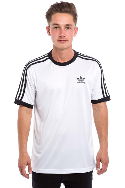 adidas Clima Club T-Shirt (white black)
