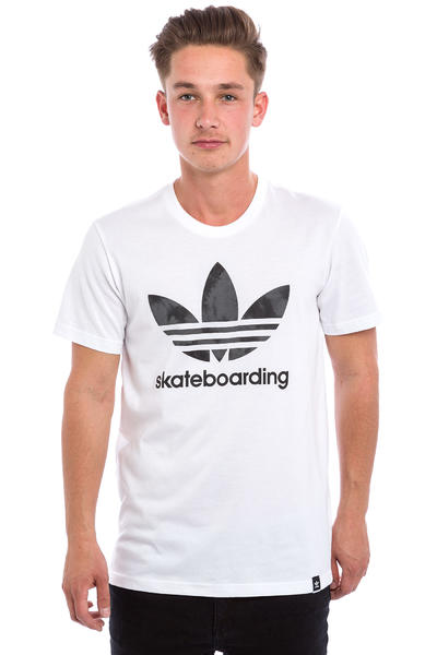 adidas Clima 3.0 Crystal T-Shirt (white)
