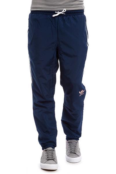 adidas Premiere Pantalones (collegiate navy white sun glow)