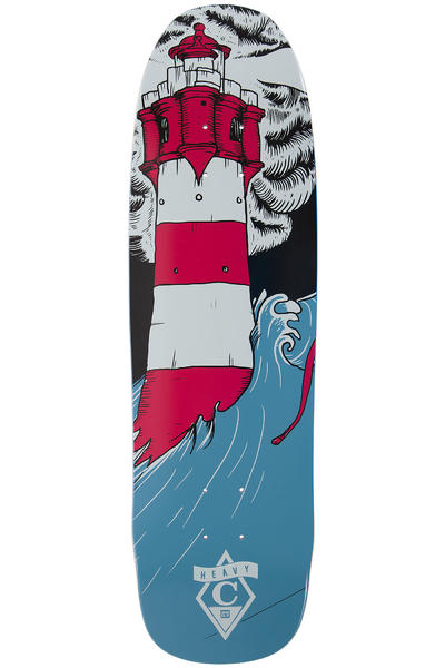 "SK8DLX Heavy C Lighthouse 8.625"" Deck (multi)"
