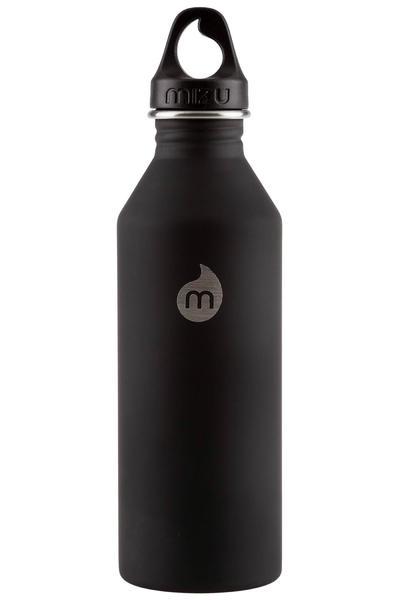 Mizu M8 Flask (soft touch black)