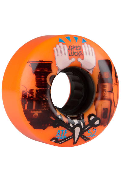 Bones ATFormula Lucas Versus 52mm Rollen (orange) 4er Pack