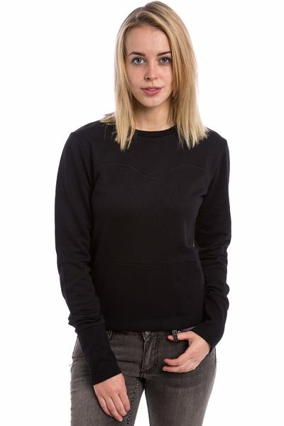 Cheap Monday Wow Sweatshirt women (black)