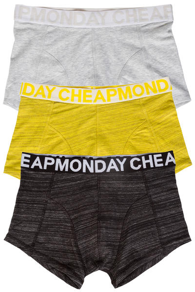 Cheap Monday Stretch Trunks Boxershorts (space dye) 3er Pack