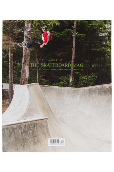 The Skateboard Mag April 2016 Revista