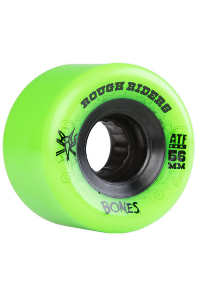 Bones ATFormula Rough Rider 56mm Rollen (green) 4er Pack