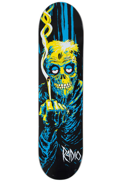 "Radio Zombiefried 8"" Deck (multi)"