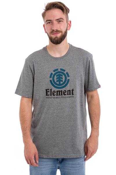 Element Vertical T-Shirt (heather grey)