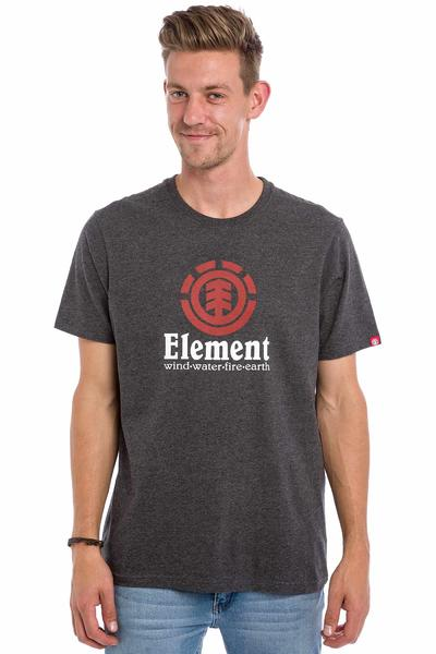 Element Vertical T-Shirt (charcoal)