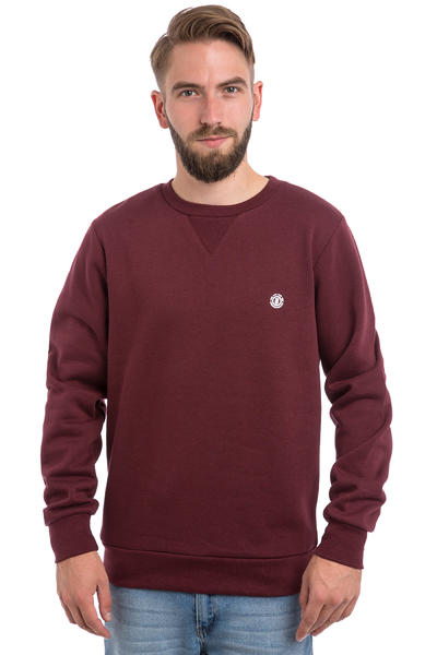 Element Protected Sweatshirt (napa red)