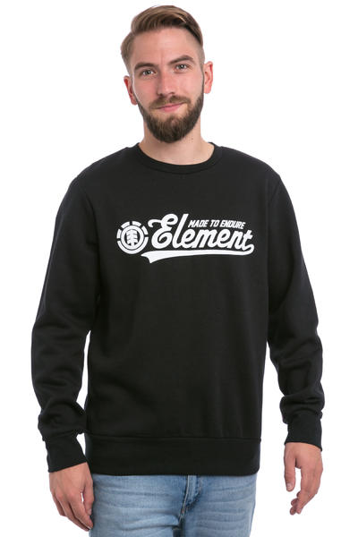 Element Signature Sweatshirt (flint black)