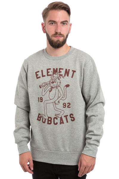 Element Bobcats Sweatshirt (grey heather)