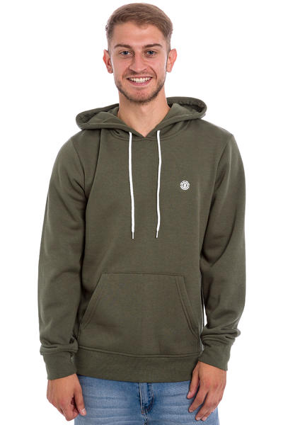 Element Grime Hoodie (olive green)