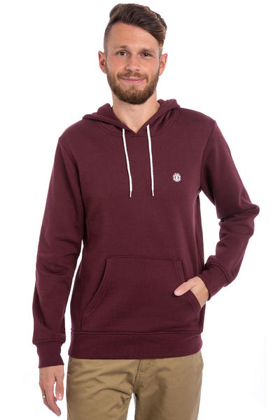 Element Grime Sudadera (napa red)