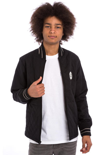 Etnies x Element Jameson Bomber Jacke (black)