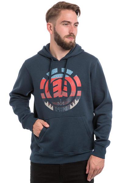 Element Blanket Hoodie (indigo)