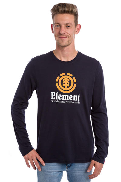 Element Vertical Longsleeve (eclipse navy)