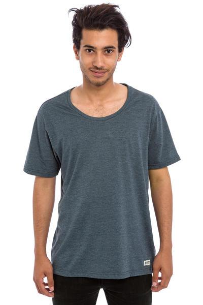 Element Basic Open Neck Crew T-Shirt (midnigt blue heather)