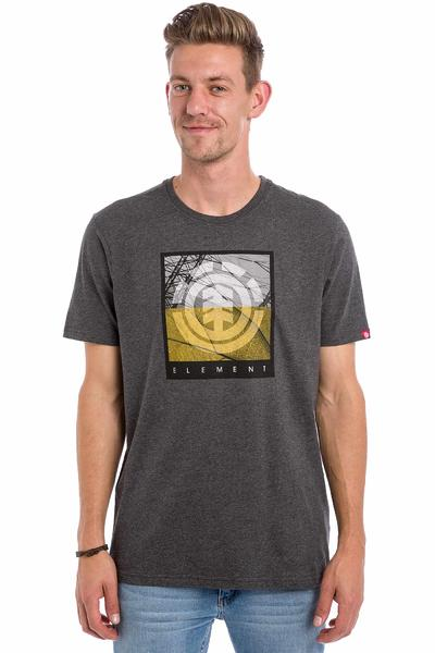 Element Flow T-Shirt (charcoal heather)