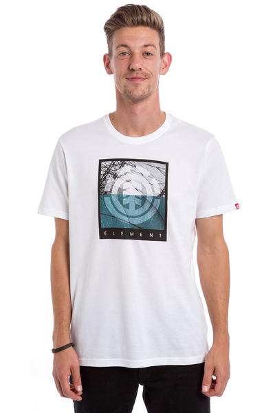 Element Flow T-Shirt (optic white)