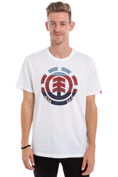 Element Blanket T-Shirt (optic white)