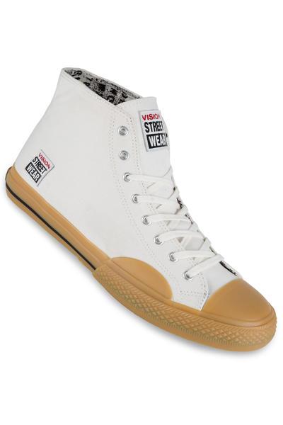 Vision Streetwear Canvas Hi Shoe (natural gum)