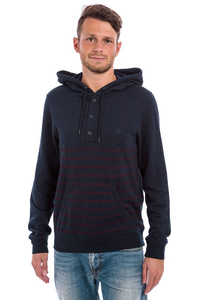 Element Premium Cornell Henley Hoodie (eclipse navy)