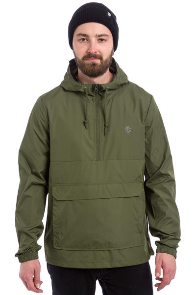 Element Trevor Jacket (moss green)
